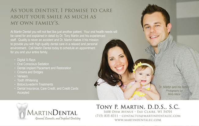 Martin Dental - Spa Dentistry in Eau Claire, WI